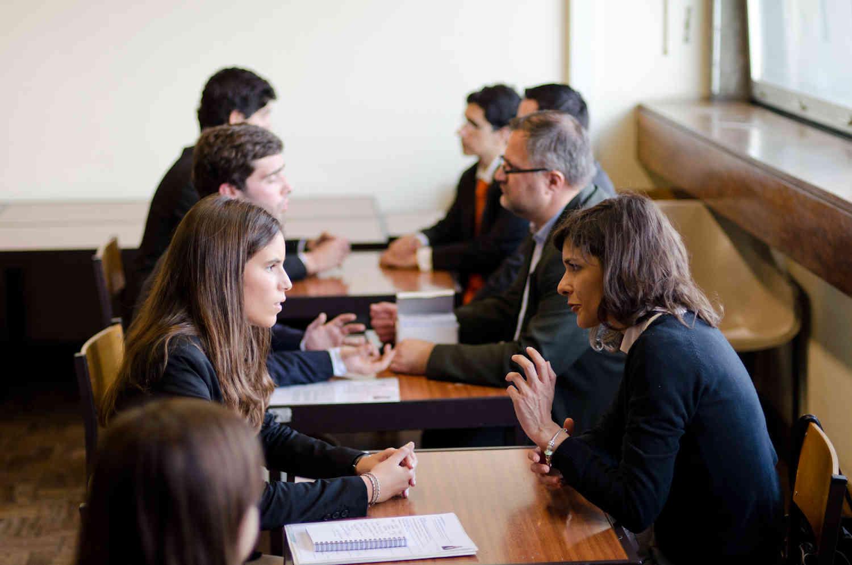 Obtenha aconselhamento na Universidade do Porto