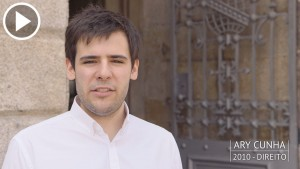 Ary Ferreira da Cunha é antigo estudante da Universidade do Porto