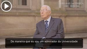 Aureliano da Fonseca é antigo estudante da Universidade do Porto