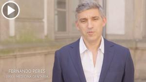 Fernando Peres é antigo estudante da Universidade do Porto
