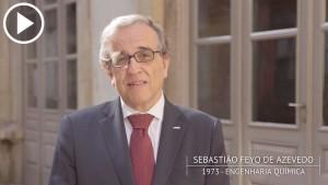 Sebastião Feyo de Azevedo é antigo estudante da Universidade do Porto