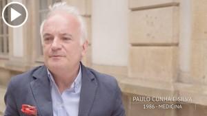 Paulo Cunha e Silva é antigo estudante da Universidade do Porto