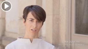 Sara Oliveira é antiga estudante da Universidade do Porto
