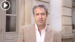 Carlos Daniel é antigo estudante da Universidade do Porto