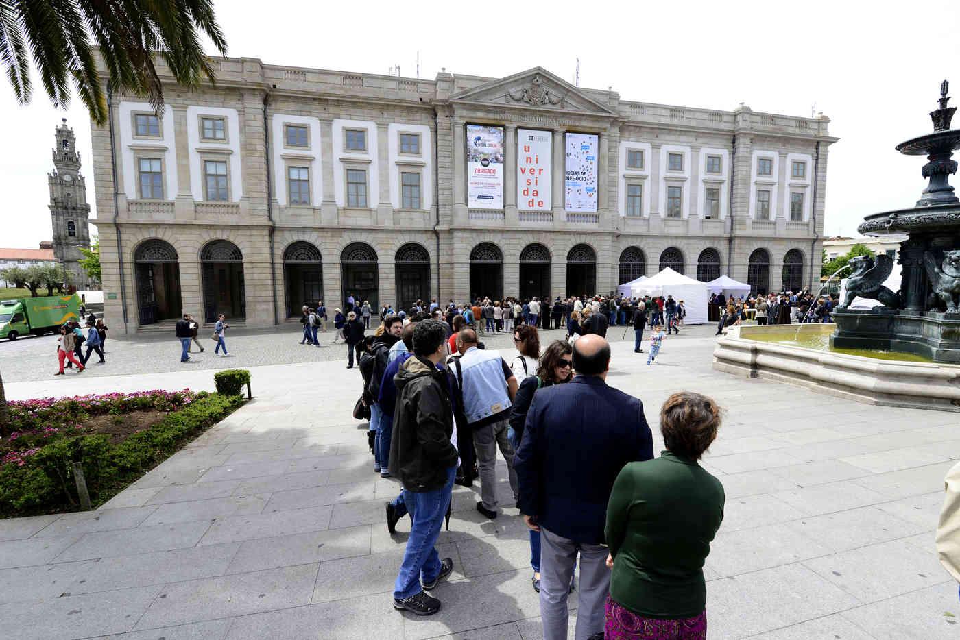 Assista a um evento na Universidade do Porto