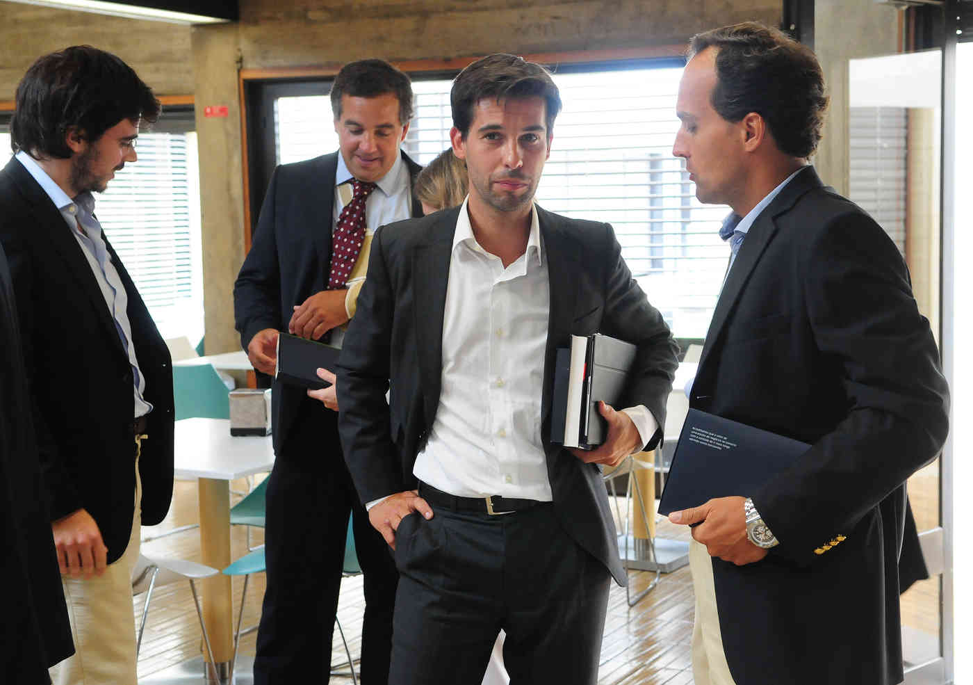 Estabelecimento de parcerias ALUMNI U.Porto