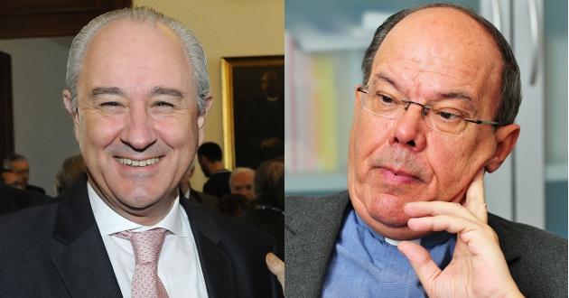 Rui Rio e Januário Torgal Ferreira