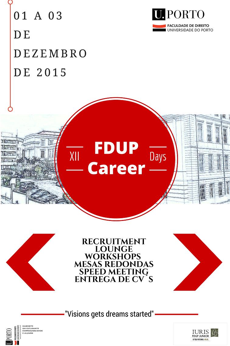 FDUP Career Days 2015
