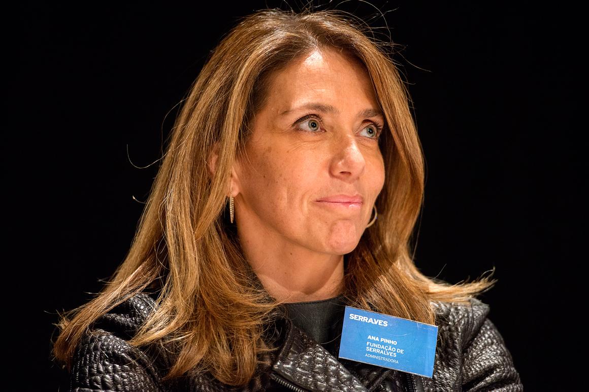 Ana Pinho Macedo Silva (Foto: Miguel Nogueira/Porto.)
