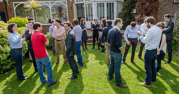 Embaixadas Alumni FEUP organizam encontros de Natal em Londres, Oslo e Paris