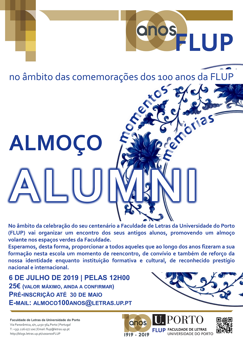 Encontro Alumni FLUP