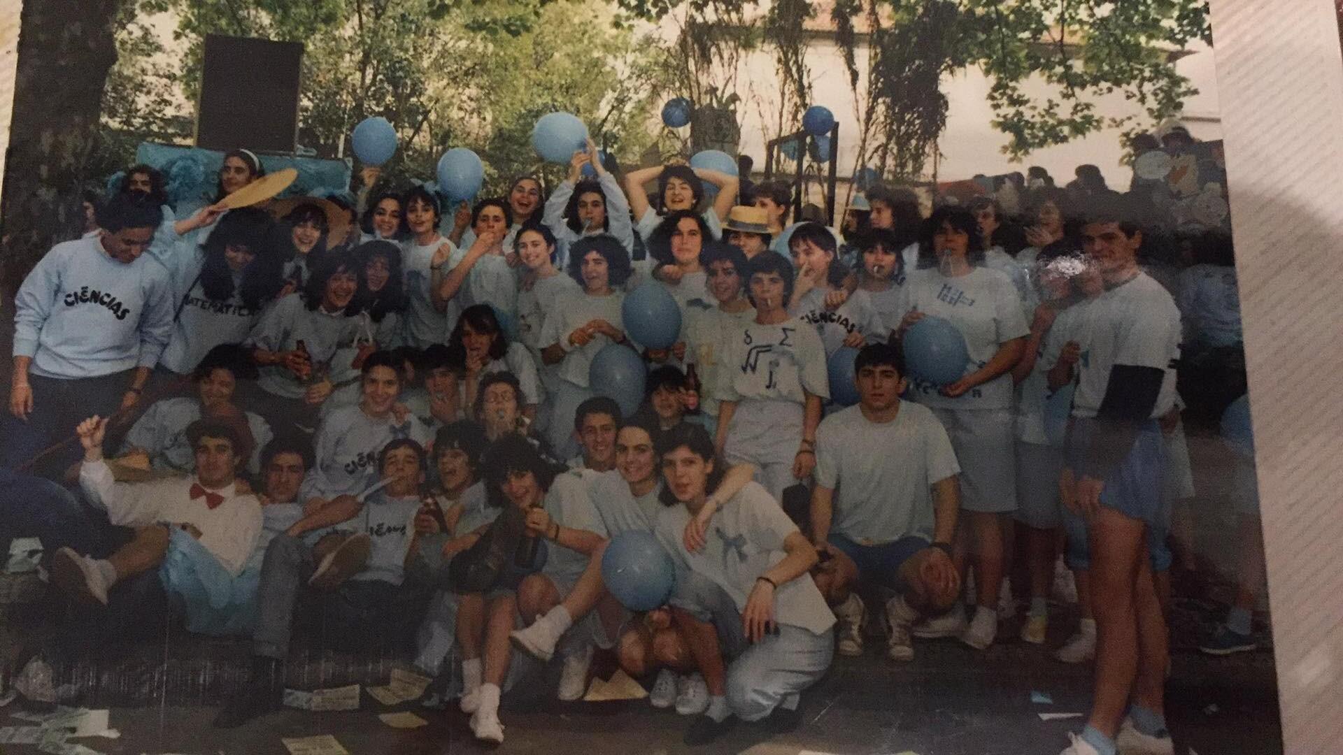 caloiros de 1987