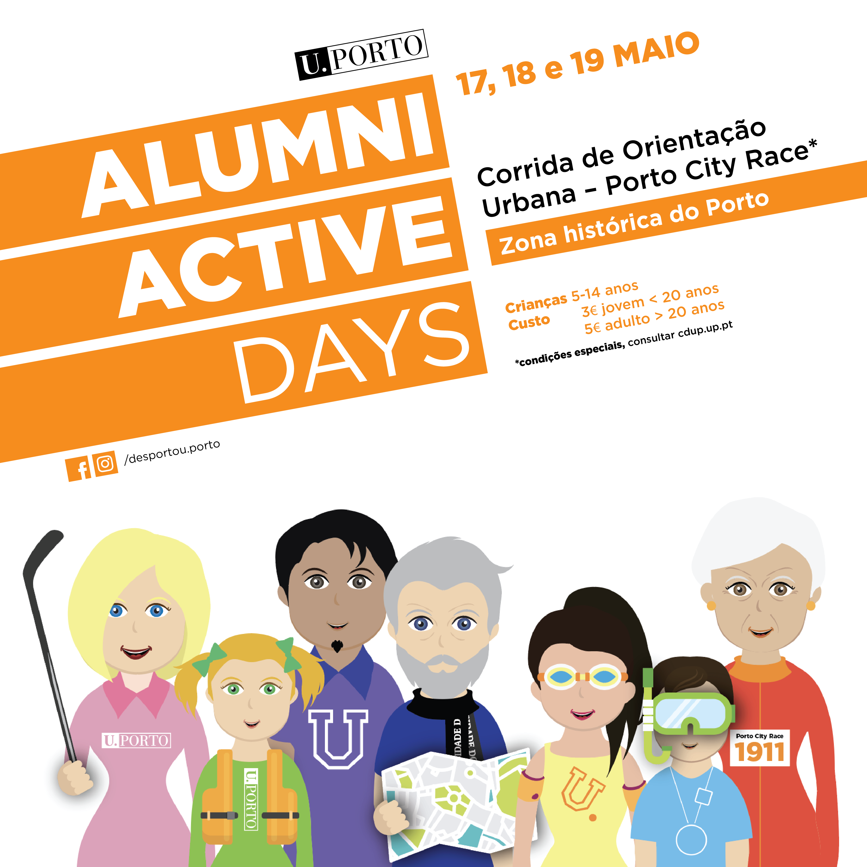 Alumni Active Days maio 2019